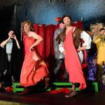 Freilichttheater: Schlossfestspiele Dorf Tirol: Ein Sommernachtstraum
